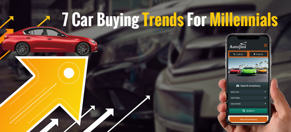 7 Car Buying Trends for Millennials