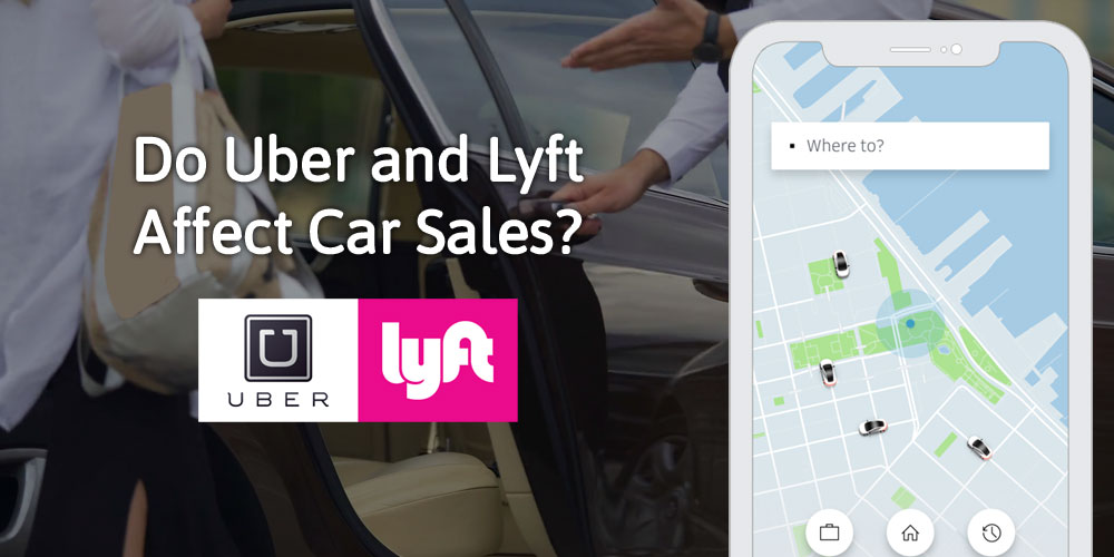 Do Uber and Lyft Affect Car Sales?