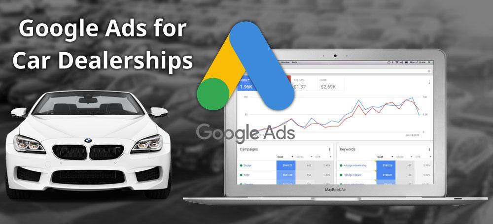 Google Ads for Car Dealerships