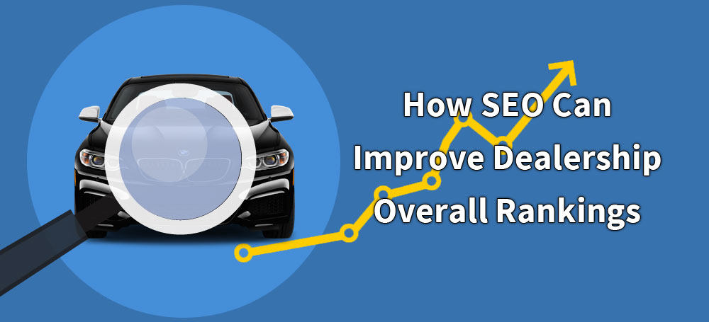 How SEO Can Improve Dealership Overall Rankings