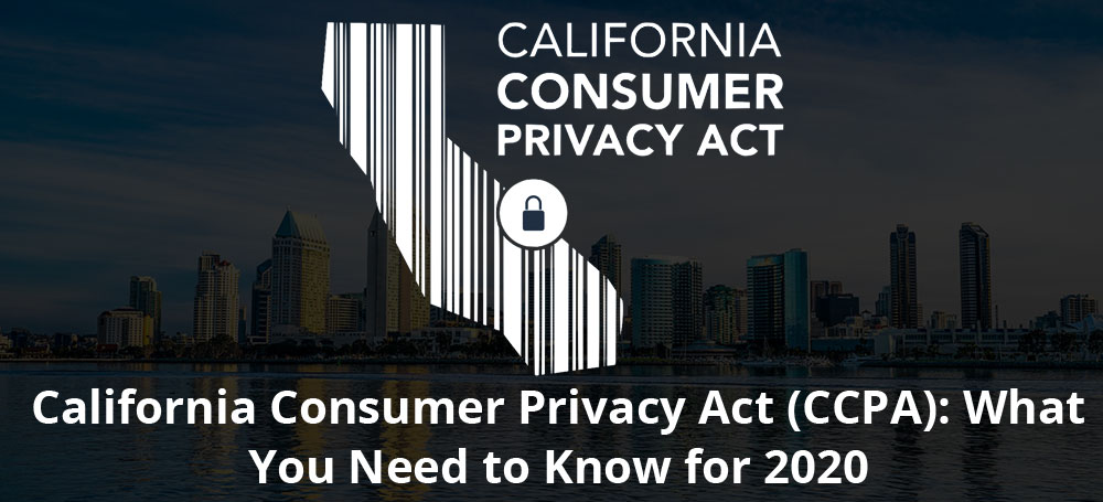 CCPA and My Dealership: What You Need to Know About the New California Data Privacy Law