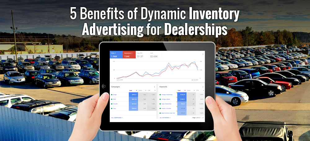 5 Benefits of Dynamic Inventory Advertising for Dealerships